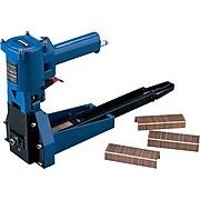 Pneumatic Carton Stapler, blue