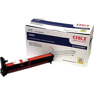 Okidata 43449025 Yellow Drum Cartridge