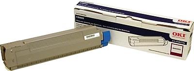 Okidata 43487734 Magenta Toner Cartridge