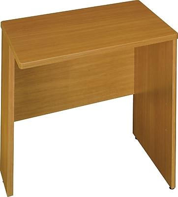 Bush Business Furniture Quantum 30W RH Return Shell, Modern Cherry (QT6385MC)