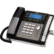 RCA 25425RE1 4-Line Corded Integrated Telephone System with Digital Answering System