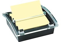 Post-it® Pop-up Note Dispenser for 3' x 3' Notes, Black Dispenser (DS330-BK)
