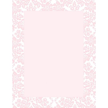 Great Papers® Blooming Pink Stationery