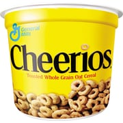 Cheerios® Breakfast Cereal, 1-4/5 oz. Serving Size Cups, 6/Pack