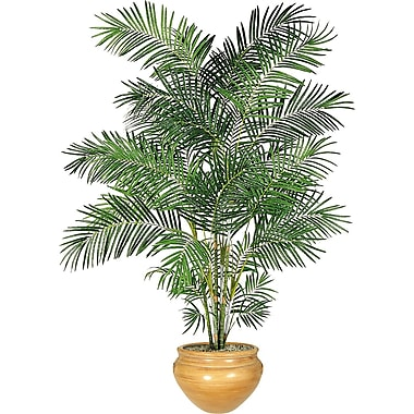 NuDell™ Artificial Areca Palm Tree, 6 ft.