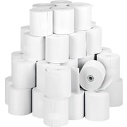 "Impact Bond Paper Roll, 1-Ply, 3"" x 150', 50 Rolls/Ct"
