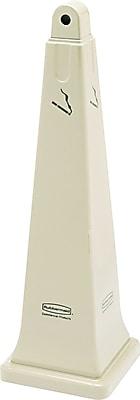 Rubbermaid GroundsKeeper™ Cigarette Waste Collector, Beige, 39 3/4
