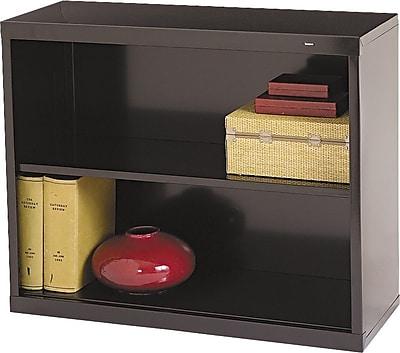 Tennsco Metal Bookcases, 2-Shelves, 28