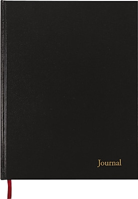 Tops® Executive Journal, Case Bound, 11x8-1/2