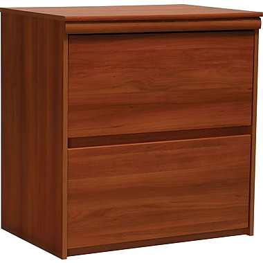 Ameriwood® Tiverton Lateral File, Expert Plum