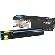 Lexmark™ C930H2YG High-Yield Laser Toner Cartridge, Yellow