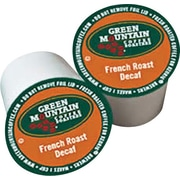 Keurig® K-Cup® Green Mountain® French Roast Decaf Coffee, Decaffeinated, 24 Pack