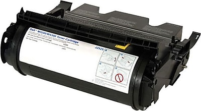 Dell J2925 Black Toner Cartridge (W2989), High Yield