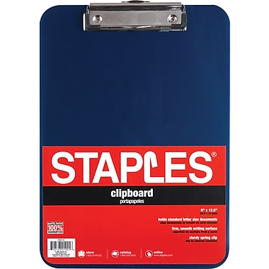 Staples® Clipboard, 9