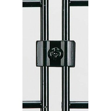 Gridwall Butterfly Connector, Black