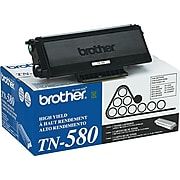 OEM Brother TN580 Black Toner Cartridge