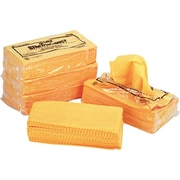 "Chicopee Chix® Dust Cloths, Yellow/Orange, 24""L x 23 1/2""W, 20/Pk, 5 Pk/Ct"