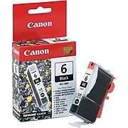 Canon BCI-6 Black Standard Yield Ink Cartridge (4705A003)