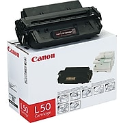 Canon 50 Black Standard Yield Toner Cartridge (6812A001AA)