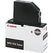 Canon NPG-13A Black Standard Yield Toner Cartridge (1384A011AA)