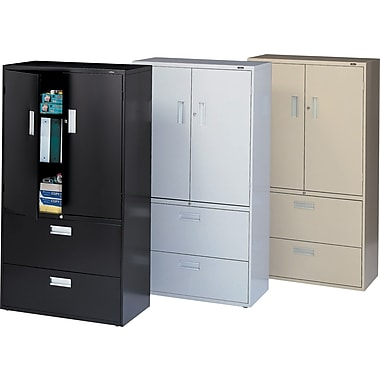 ProSource - Armoire Multi-Stor, sable