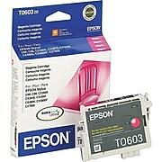 Epson T60 Magenta Standard Yield Ink Cartridge