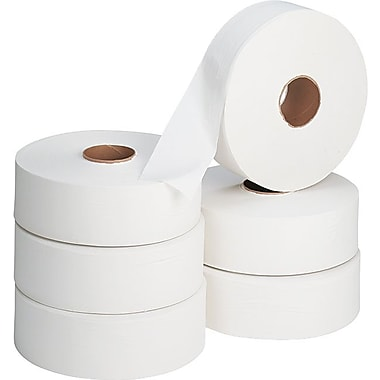 Envision® Jumbo Bath Tissue Rolls, 2-Ply, 6 Rolls/Case