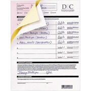 Digital Carbonless Paper, Single-Part, 8-1/2 x 11, White, 2,500/Carton