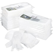 "Unger® ProDuster Disposable Replacement Sleeves, 7"" x 18"", White, 50/Carton (DS50Y)"