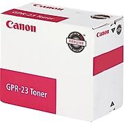 Canon GPR-23 Magenta Standard Yield Toner Cartridge (0454B003AA)