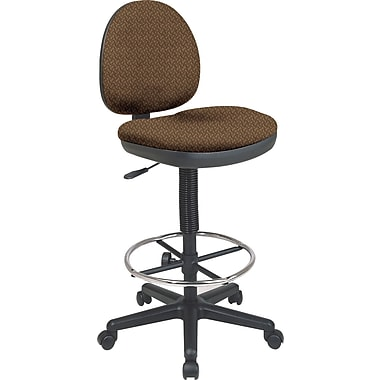 Office Star Custom Drafting Chair, Nugget