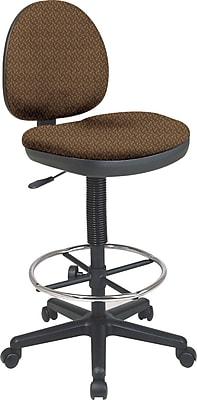 Office Star Custom Drafting Chair, Nugget