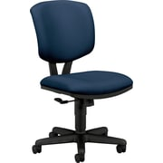 HON Volt Fabric Computer and Desk Office Chair, Armless, Navy (H5701GA90T.COM) NEXT2017