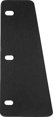 Wilson Jones Durable Easy Flow Sheet Lifter, Black, 55 Guage, 2Pk