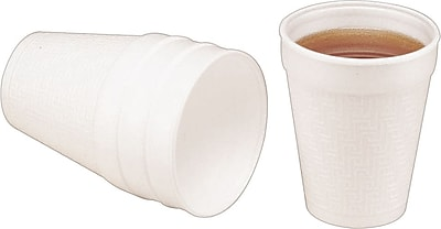 Dart Foam Hot/Cold Cups, 8.5 oz., 153/Pack 491728