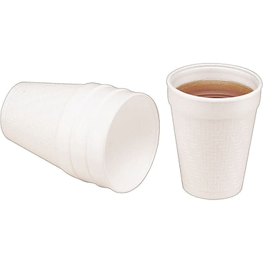 Dart Foam Hot/Cold Cups, 8.5 oz., 153/Pack