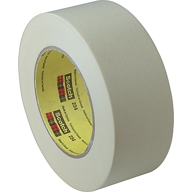 Scotch® 234 Masking Tape, 2