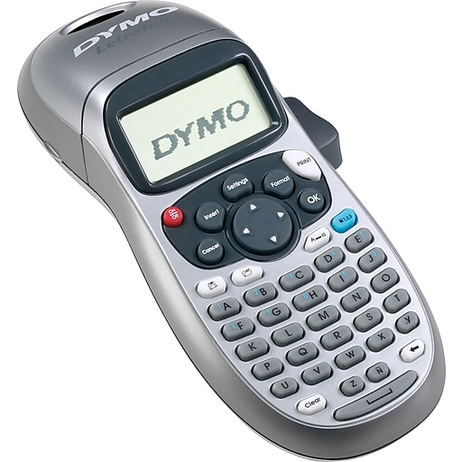 Dymo Letratag Lt 100h Electronic Label Maker Staples