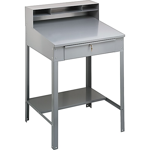 Tennsco® Steel Open Desk