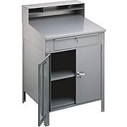 Tennsco® Steel Cabinet Desk