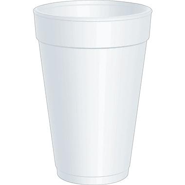 Dart® Insulated Foam Hot/Cold Cups, 16 oz., 500/Case