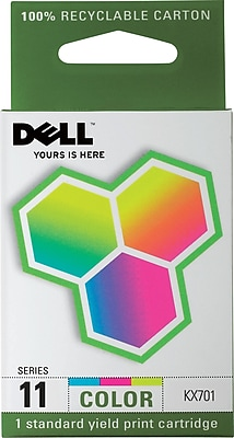 Dell Series 11 Color Ink Cartridge (KX703)