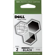 Dell Ink Cartridge, Series 2 (7Y743/FN181), Black