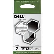 Dell Series 2 Black Standard Yield Ink Cartridge (FN181)
