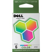 Dell Ink Cartridge, Series 6 (JF333/UU255), Color