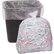 Staples Trash Bags, Clear, 10 Gallon, 300 Bags/Box