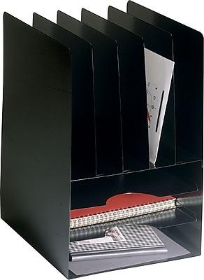 SteelMaster® Horizontal/Vertical Steel Organizer, 5 Vertical/3 Horizontal