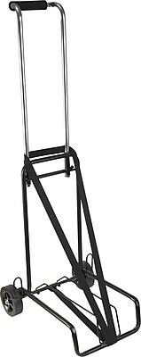 Staples Luggage Cart, 100 lb capacity, 10-1/4