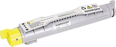 Dell HG308 Yellow Toner Cartridge, High Yield
