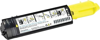 Dell WH006 Yellow Toner Cartridge (TH208)